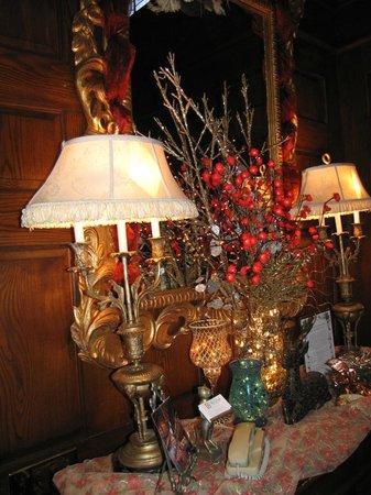 Ivy Lodge: Foyer