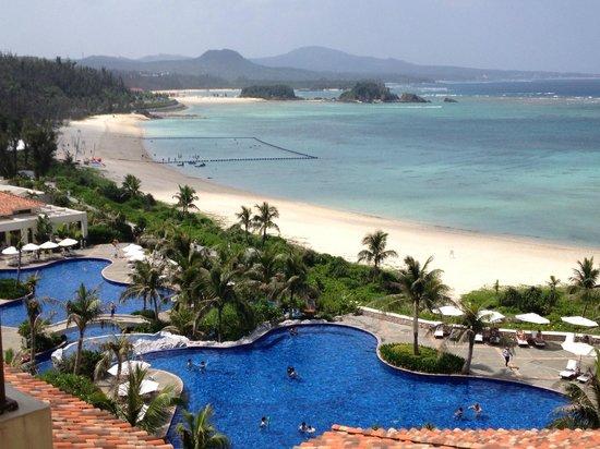 The Busena Terrace : Vista do área comum do hotel