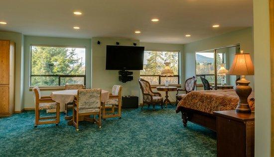 Brookside Bed & Breakfast: Mt. View