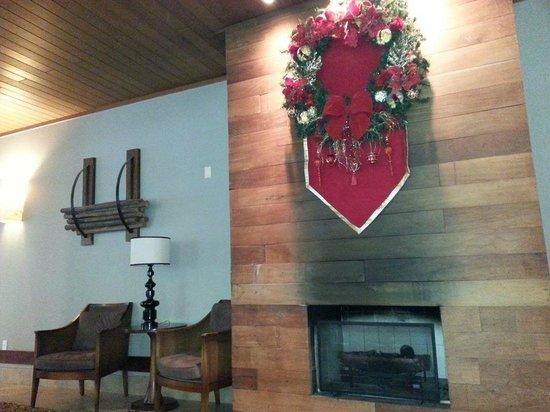Panorama Hotel & Spa : Hall da Recepção