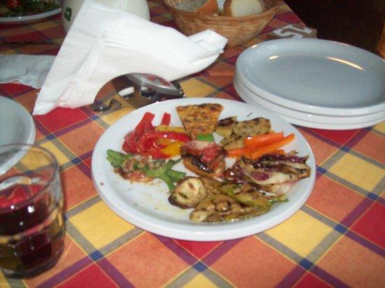 Il Ristoro degli Dei: food