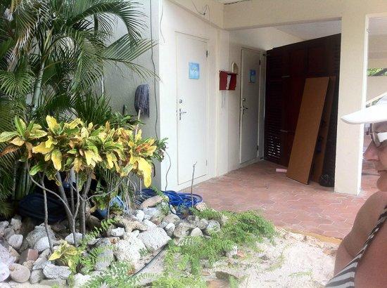 Hilton Curacao: Cafe