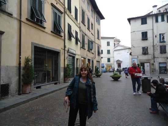 Bed & Breakfast La Gemma di Elena: Calles de Lucca