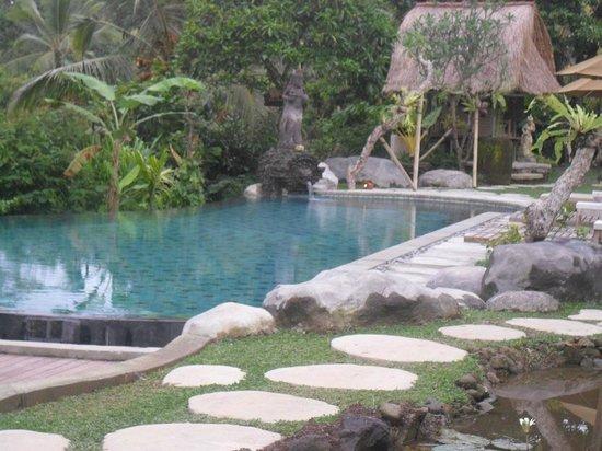Puri Gangga Resort: Pool