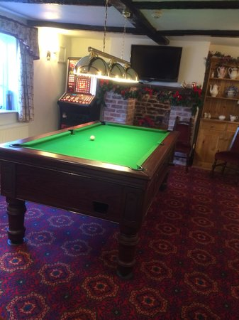 Red Lion Inn - Little Budworth: While away some time in pub heaven