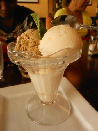 Restaurant Le Sully: La coupe de glace