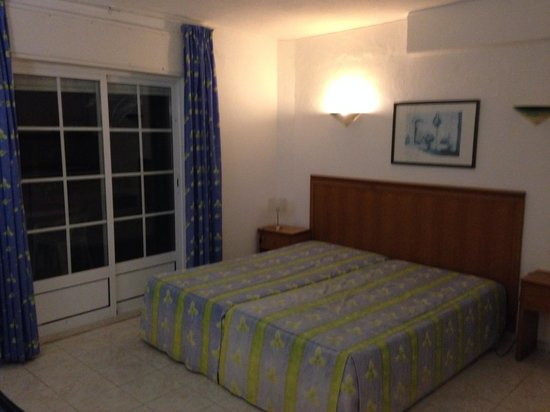 Monica Isabel Beach Club: Zimmer