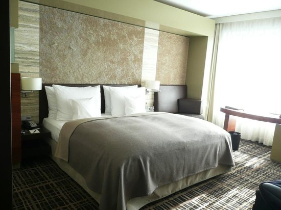 Dorint Hotel am Heumarkt Koln: Cama