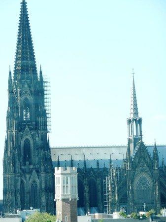 Dorint Hotel am Heumarkt Köln: Vista desde el hotel