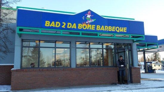 Bad 2 Da Bone