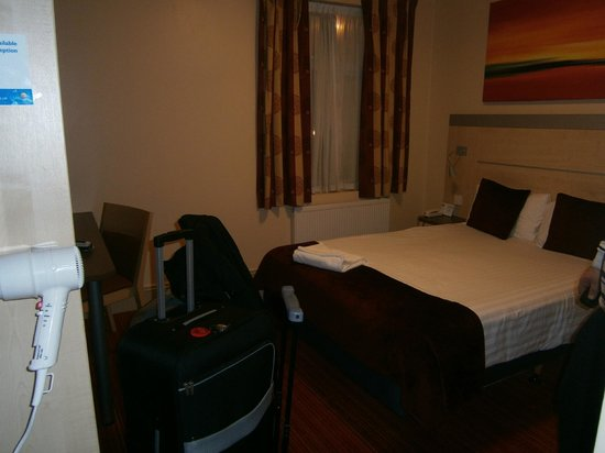Comfort Inn London - Edgware Road: camera 107
