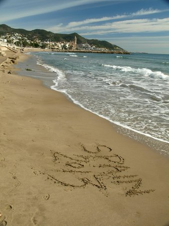 Masia Mas Xipres: beaches of Sitges only 30 minutes away by easy highway
