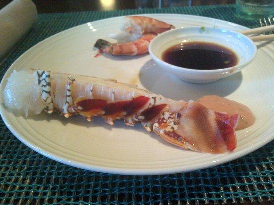 Four Seasons Hotel Doha: Lobster :-)
