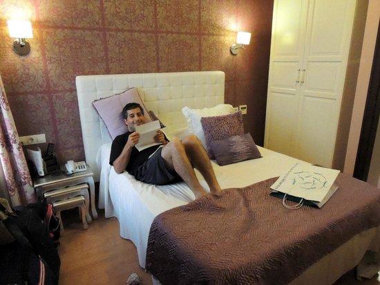 El Rey Moro Hotel Boutique Sevilla: dormitorio