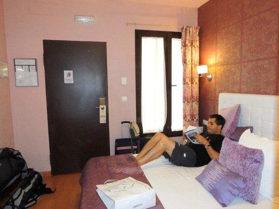 El Rey Moro Hotel Boutique Sevilla: en la pieza