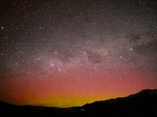 Sir Edmund Hillary Alpine Centre: Aura Australis Aoraki Mount Cook
