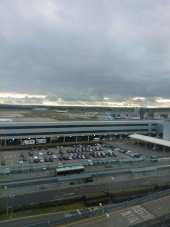 Sofitel London Gatwick: view from the window