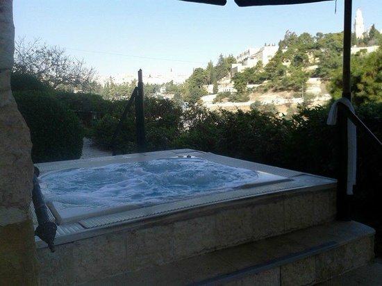 Mount Zion Hotel : THE SPA JAKUZI