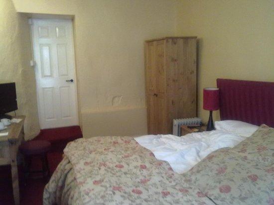 Dunster Castle Hotel : Stables room