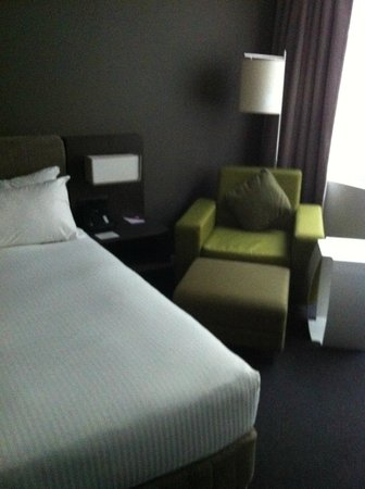 Crowne Plaza Adelaide: Sitting area