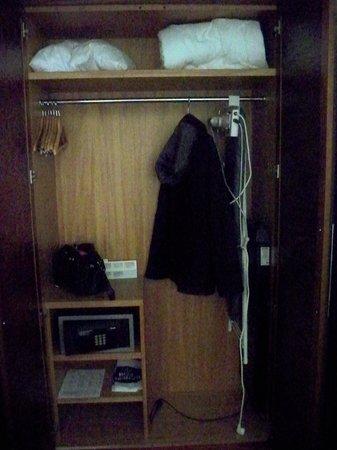 Hotel Katajanokka: room amenities