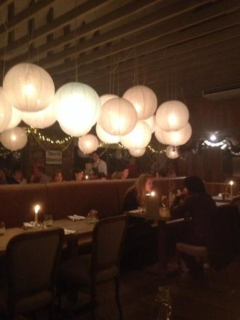 The Paper Mill : the restaurant!