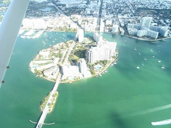 Miami Seaplane Tours : Great views