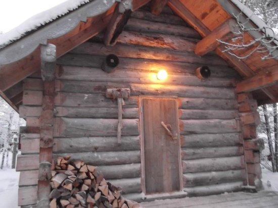 Lapland Hotel Riekonlinna: Santa's house