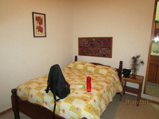 Hotel Don Pepe: habitacion sencilla