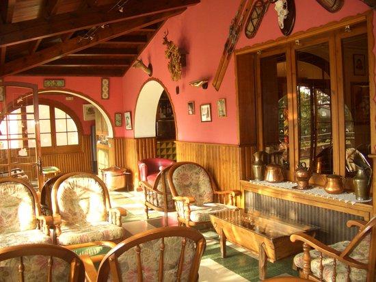 SALA DE ESTAR fotografía de Hotel lHostal de la Gloria, Viladrau