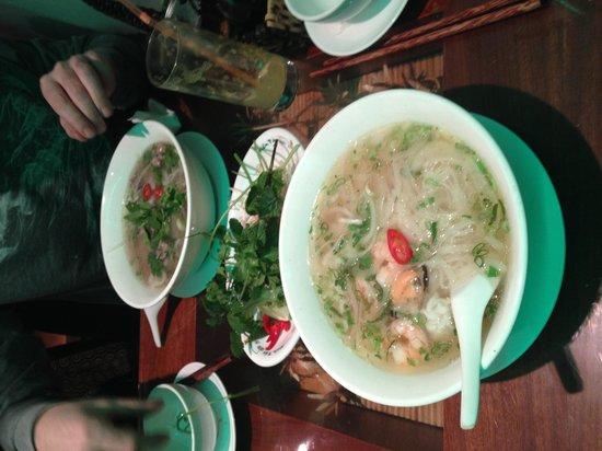 Mien Tay : Noodle soups