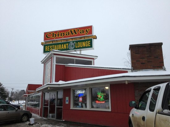 """China Way: easily spotted at the """"crossroads of maine"""""""