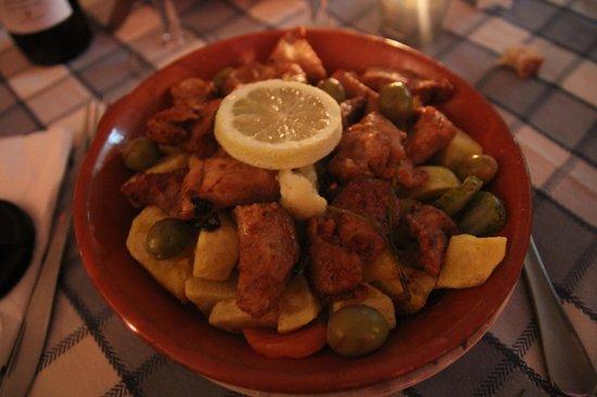 Restaurante Esquina de Alfama