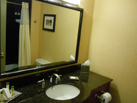 Doubletree Suites by Hilton Naples : Bathroom