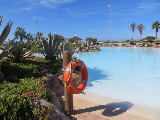 ClubHotel Riu Tikida Dunas: pool area