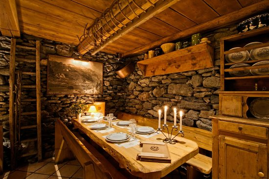 Restaurant l 39 armailly tignes les brevieres picture of for 30 east salon reviews
