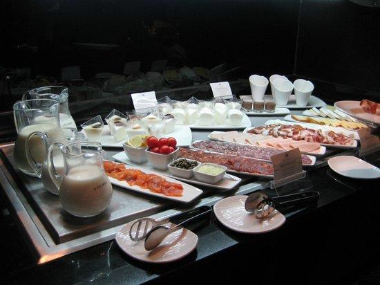 Iberostar Grand Hotel Budapest: colazione