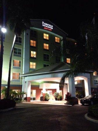 Fairfield Inn & Suites Orlando International Drive/Convention Center: Exterior