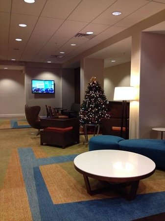 Fairfield Inn & Suites Orlando International Drive/Convention Center: Lobby