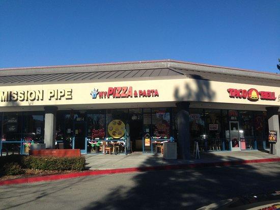 NY Pizza and Pasta: NY Pizza & Pasta