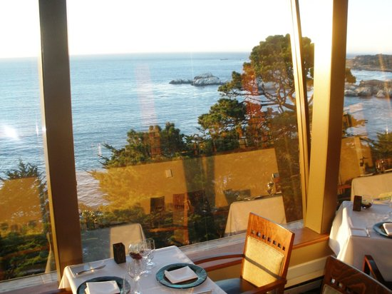Pacific's Edge: View from the Sunset Lounge