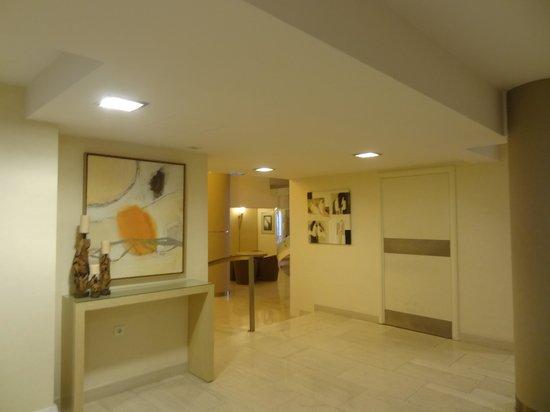 Central Hotel Athens: Ingreso del Hotel