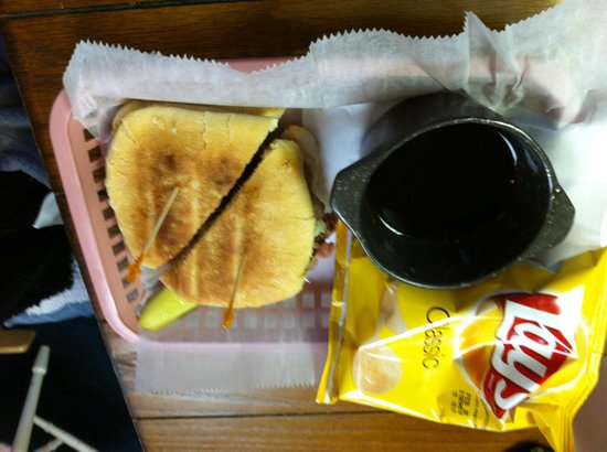 Simply Delicious Market Place: French Dip