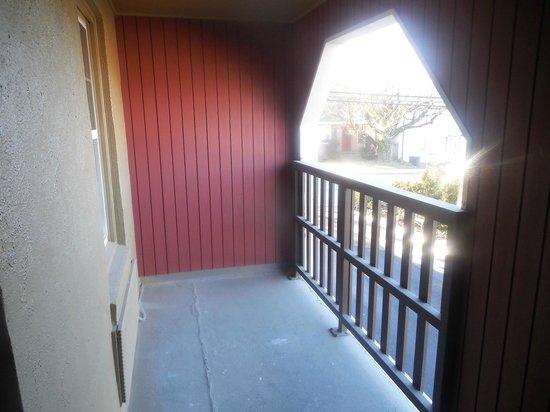 Best Western Plus Intercourse Village Inn & Suites: Balcony