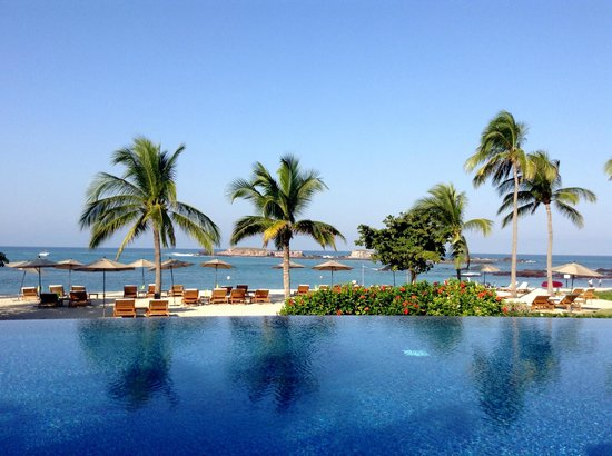 The St Regis Punta Mita Resort Prestine Pools And Beaches To Relax