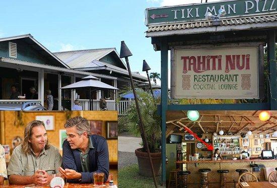 Tahiti Nui Restaurant : Movie Location