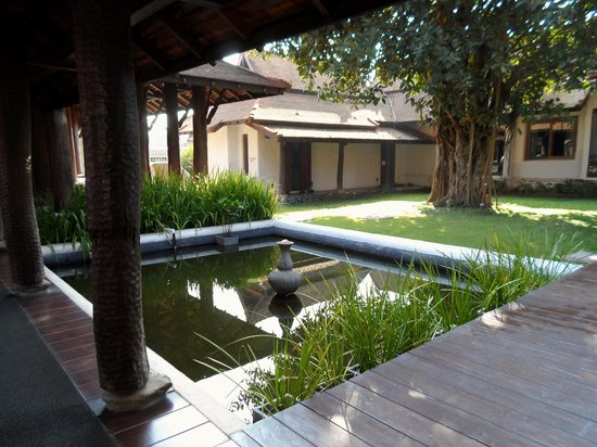 Sibsan Luxury Hotel Rimping Chiangmai: On the property