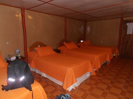 Camping Mihinoa : DORM 4 pax