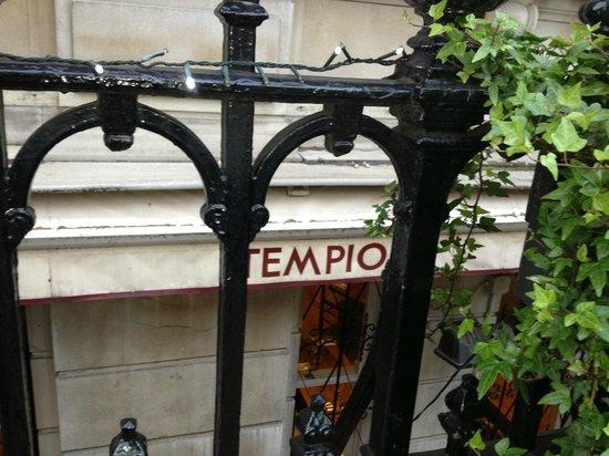 Tempio Bar & Restaurant: Hidden Gem