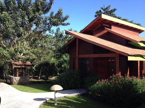 Hotel El Silencio del Campo: our villa
